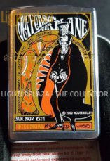 Zippo lighter 2000. RARE! EDWARDIAN BALL Jefferson Airplane. by Mouse and Kelly