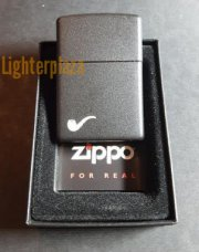 Zippo Black Pipe Lighter