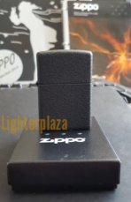 Zippo Regular Black Crackle 2007