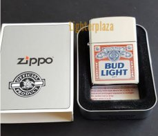 Zippo Anheuser-Busch Beer - Light Label
