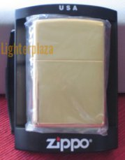 Zippo Gold Plated 2005