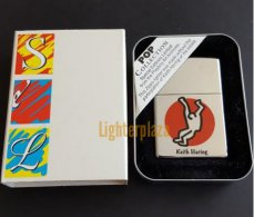 Zippo Keith Haring Dancer Playboy POP Collection