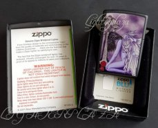 Zippo lighter Tattoo Angel